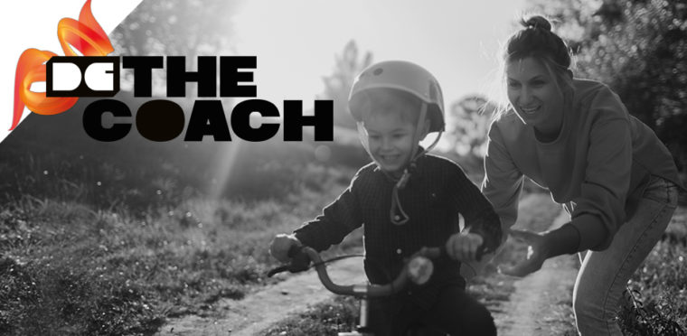 Dg The Coach Website